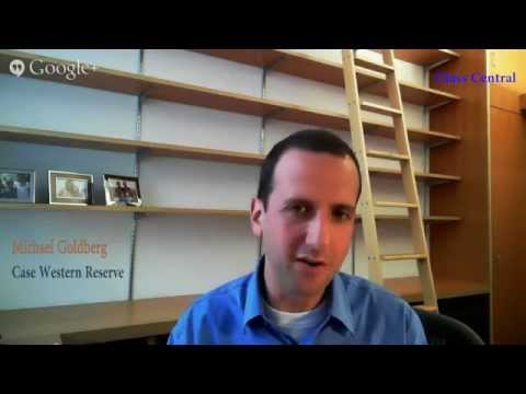 Michael Goldberg talks about 'Beyond Silicon Valley' MOOC