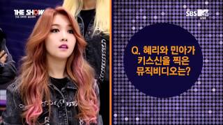 2015/07/14 Girl s Day(걸스데이) - Ring My Bell(링마벨) THE SHOW