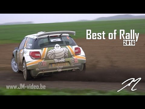 Best of Rally 2016 | This is Rallying [HD] by JM