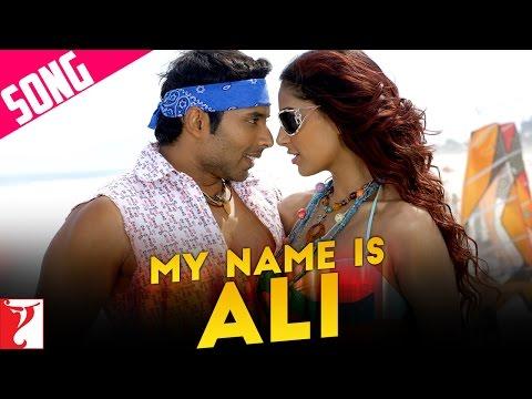 My Name Is Ali Song | Dhoom:2 | Uday Chopra | Bipasha Basu | Sonu Nigam