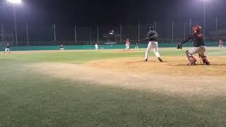20.10.27. 위닝샷 연습경기 #1타점 적시타 #포…