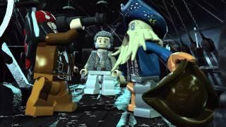 LEGO: Пираты Карибского Моря. Сундук Мертвеца.