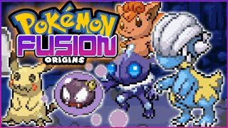 Pokemon Fusion Origin Part 3 BEST NEW FUSIONS! Pokemon GBA Rom Hack Gameplay Walkthrough