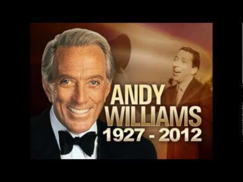 Andy Williams....... If I Could Only Go Back Again..