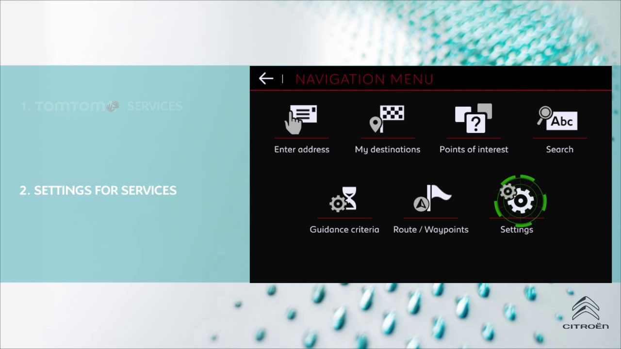 Citroën Connect Nav | Citroën Technology - Citroën UK