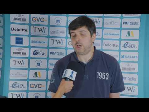 Peter Svidler Round 6 Post Game Interview Gibraltar Chess Festival 2017
