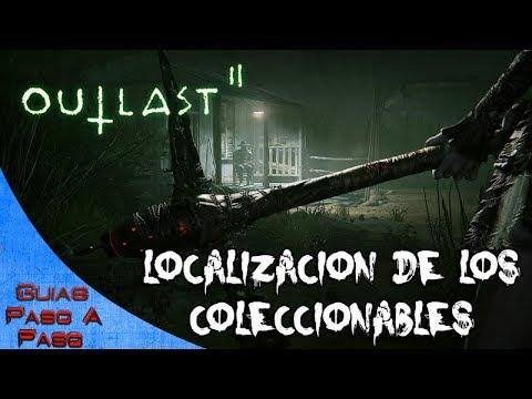 Outlast 2   Localización de todos los coleccionables / All collectible locations