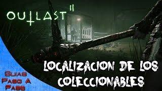 Video de Outlast 2   Localización de todos los coleccionables / All collectible locations