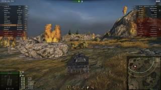 leKpz M 41 90 mm GF, Карелия, Штурм