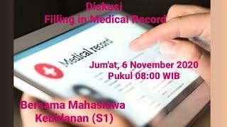 Download Mencatat Rekam Medis Bidan Bahasa Inggris