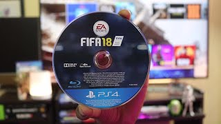 FIFA 18 Russia World Cup Unboxing For PS4 Pro