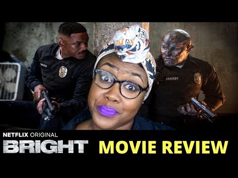 Bright Movie Review