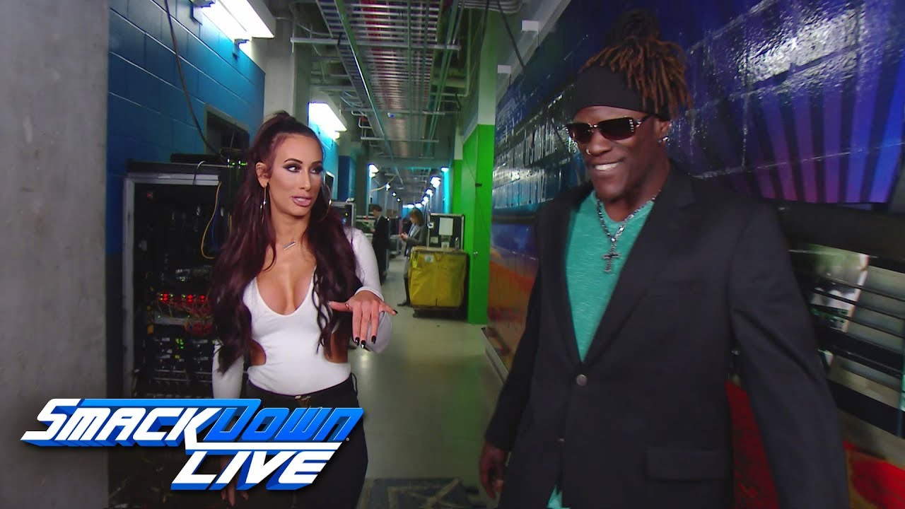 Charlotte Flair warns Carmella ahead of Royal Rumble: SmackDown LIVE, Jan. 22, 2019