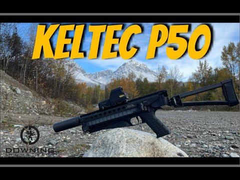 KelTec P50 - Range Review