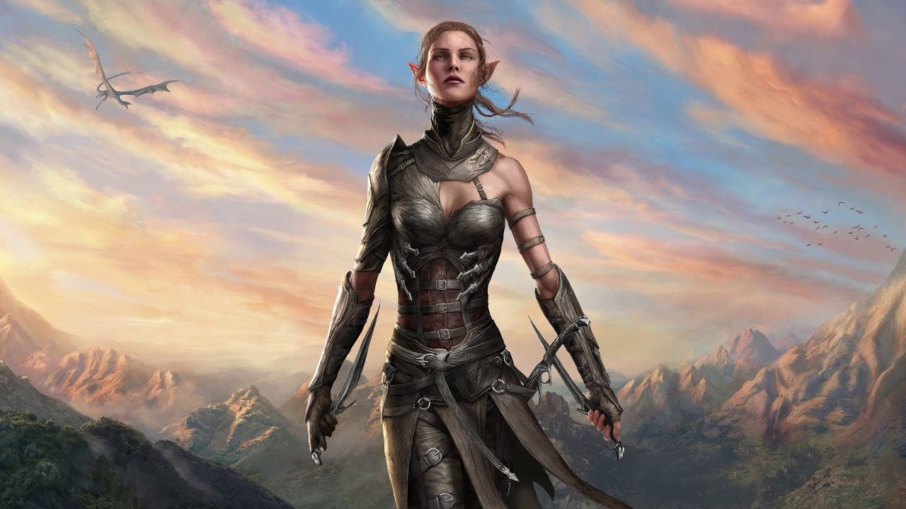 The best of: Divinity Original Sin 2 OST - Extremely Beautiful and Amazing Orchestral Fantasy Music
