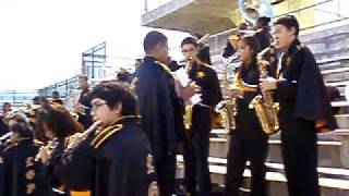 L.G. Pinkston Viking Band - We're Learning 2009