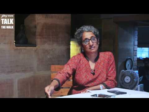 Godrej Interio Talk The Walk | Architect Chitra Vishwanath