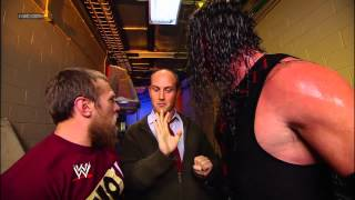 Dr. Shelby suggests that Daniel Bryan should compete in a match: SmackDown, September 21, 2012