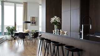 Interior Design — A Must-See Modern Montreal Penthouse