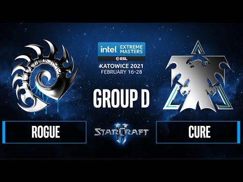 Rogue vs Cure - IEM Katowice 2021 - Map 2