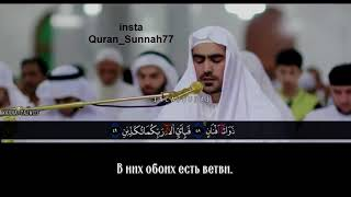 Сиратулло Раупов - очень красивое чтение суры Ар - Рахман ( سورة الرحمن )