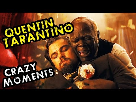 Crazy Moments From Quentin Tarantino Movies