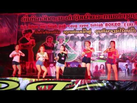 Hluas Nkauj Hmoob Nplog Dance 2016
