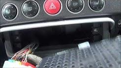 Audi TT 8N Blinkerrelais auswechseln