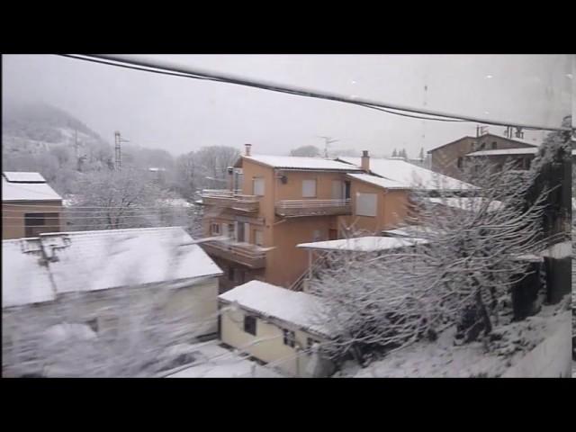Osona nevada - Gener 2017