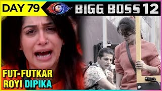 Dipika Kakar Major EMOTIONAL Breakdown | Bigg Boss 12 Full Episode Update