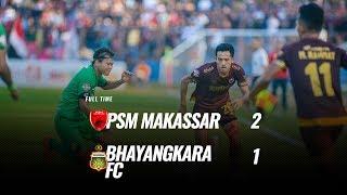 Download Video [Pekan 8] Cuplikan Pertandingan PSM Makassar vs Bhayangkara FC, 13 Juli 2019 MP3 3GP MP4