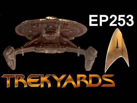 Trekyards EP253 - USS Shenzhou (ST: Discovery)