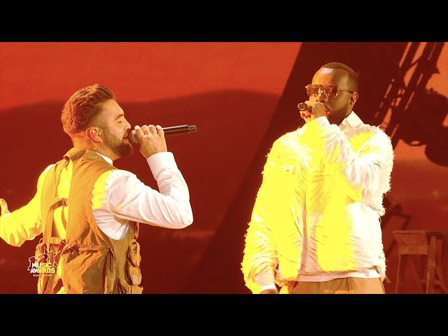 Kendji Girac - Dernier métro (en duo avec Gims) (NRJ Music Awards 2020)