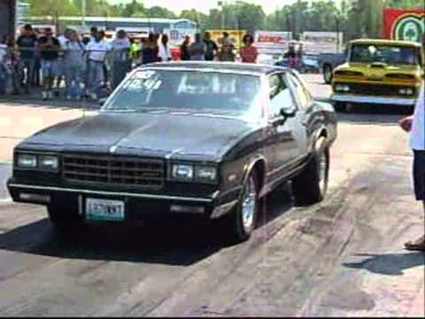 tricky ricky thomas drag racing video