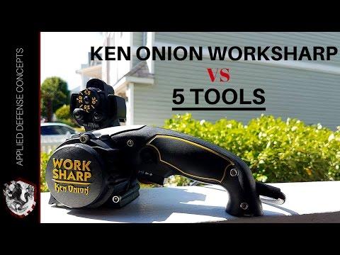 Worksharp Ken Onion Edition Vs Original Worksharp Pros