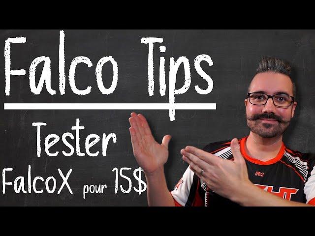 Tips FalcoX | Le nouveau fonctionnement des licences FalcoX