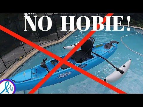 Why People Don't Like Hobie Kayaks