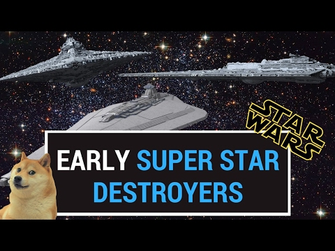 Pre-Empire Super Star Destroyers and Star Dreadnoughts (Republic) | Star Wars Expanded Universe