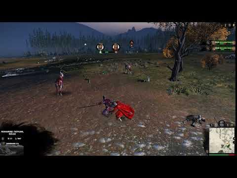 Total War:Three Kingdoms best kill animation