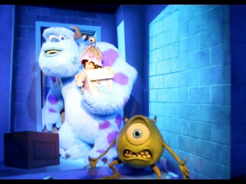 Monsters Inc Mike Amp Sulley To The Rescue Hd Pov Full