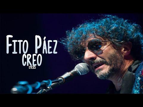 Fito Páez - Creo (Letra)