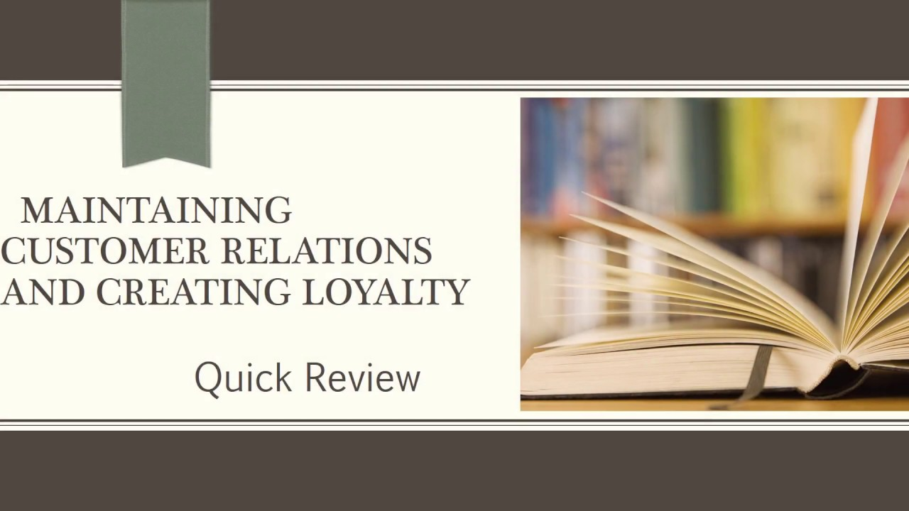 asda relationship marketing and loyalty The harris relationship score connects customers' hearts  asda and lidl but weaker brand energy and  that loyalty schemes could be playing a significant role in.