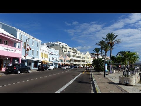 CITY OF HAMILTON - BERMUDA