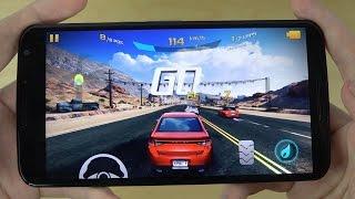 Asphalt 8 Nexus 6 4K Gameplay Review