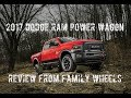 2017 Dodge Ram Power Wagon review from Family Wheels