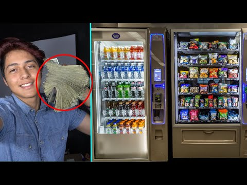 How Much Do I Make A MONTH With My Vending Business?!
