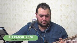 Ali Cansu-By Ferhat-Şeftalisin Elmasın-Bilmem Ben Bilemem Ben 2020 4K