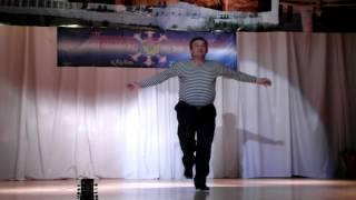 """Танец """"Яблочко"""" в """"Солнечное"""" под Казанью"""