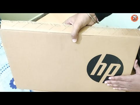 HP 15s-fr1004tu i3 10th Gen Laptop Unboxing | Best Laptop for Youtubers | intel i3 10th gen