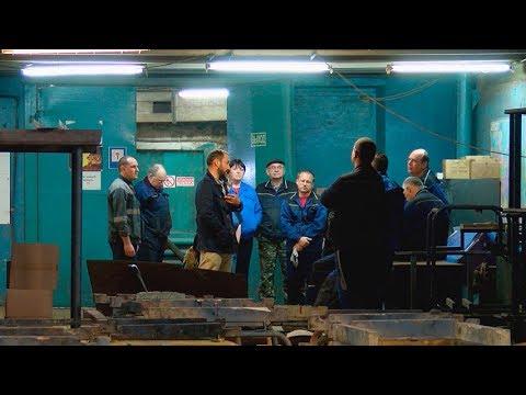 На фото Директор Машзавода объяснил, почему два месяца не платит зарплату рабочим изображение